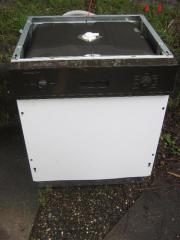 Spülmaschine für Einbauküche
