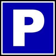 Stellplatz, Parkplatz oder