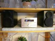 Stereoanlage Yamaha mit