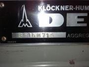 Stromgenerator/ Netzersatzanlage/ Deutz