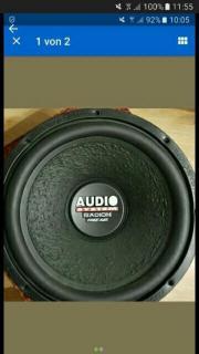 Subwoofer 15 zoll 38cm subwoofer Audio system 50,- D-73557Mutlangen Pfersbach Heute, 17:01 Uhr, Mutlangen Pfersbach - Subwoofer 15 zoll 38cm subwoofer Audio system