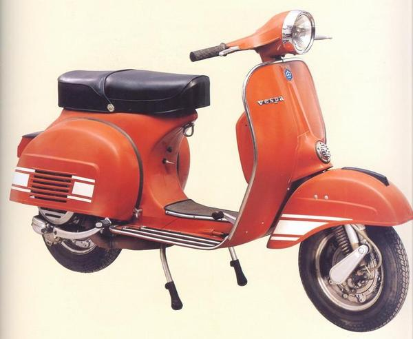 Suche Alte Vespas Piaggio Roller Aller Baujahre Bis 1985