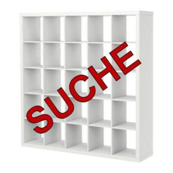 Suche: Expedit Regal 5x5, 185cm x 185cm, weiß (Ikea) in Berlin