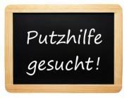 Suche Putzhilfe in