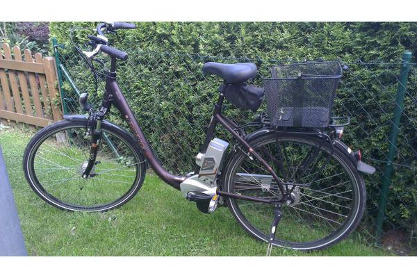 super fahrrad e bike rixe tiefeinsteiger bordeaux 28. Black Bedroom Furniture Sets. Home Design Ideas
