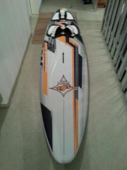 Surfbrett JP Young