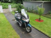 Suzuki Burgman Roller
