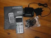Swissvoice MP11 - Seniorenhandy (