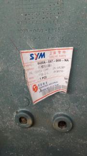sym sanyang Front