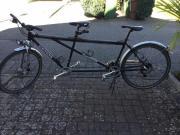 Tandem Fahrrad Gepida