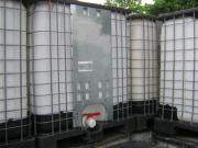 regenwassertank 1000 liter pflanzen garten g nstige angebote. Black Bedroom Furniture Sets. Home Design Ideas