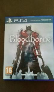Tausche Bloodborne.