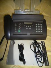 Telefax/telefon-Komi