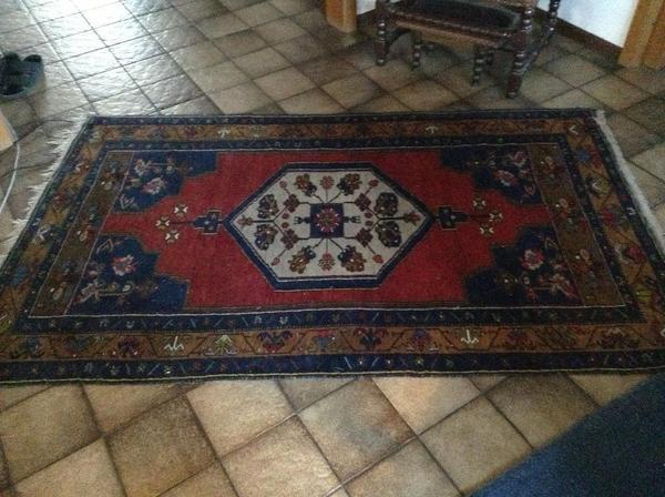 Teppich  Kleinasien ,190 cm x 110 cm in Bensheim
