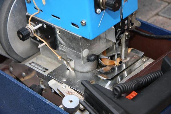 Teppich Kettelmaschine Miniket 2000 Kleinanzeigen aus Bad