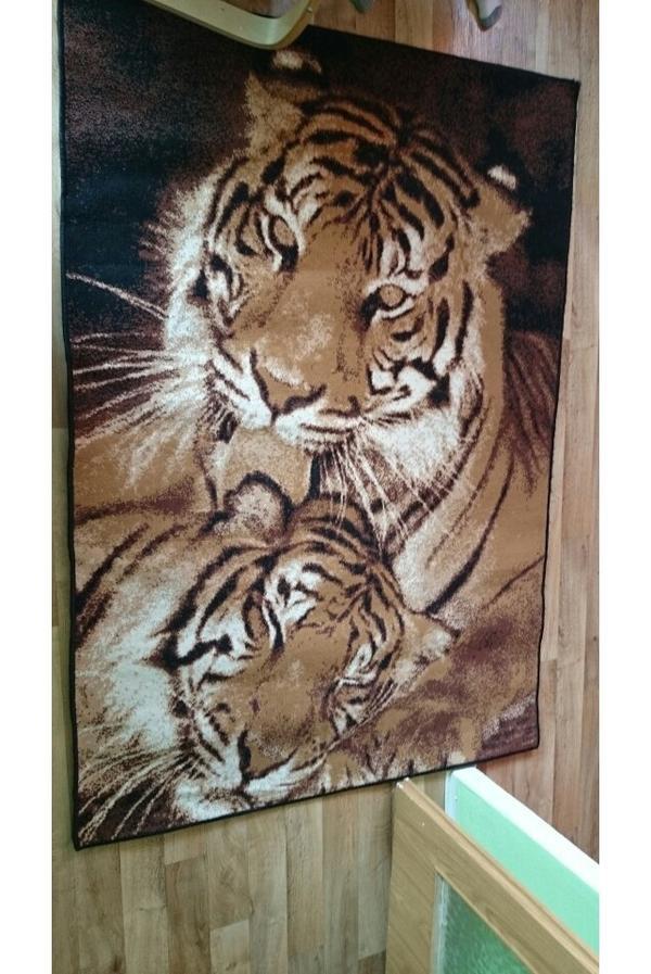 Tiger Teppich in Halle  Teppiche kaufen und verkaufen