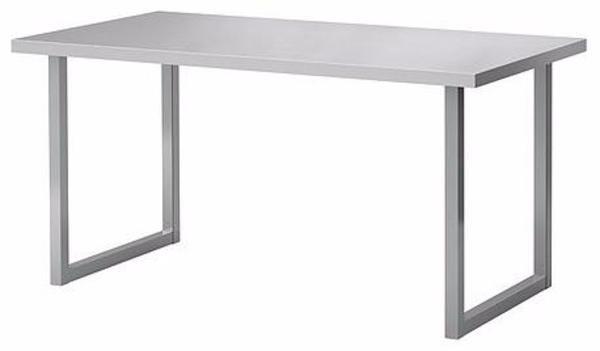 3 st ck gebrauchte tische aus edelstahl vernickelt edelstahl f r eine robuste langlebige. Black Bedroom Furniture Sets. Home Design Ideas