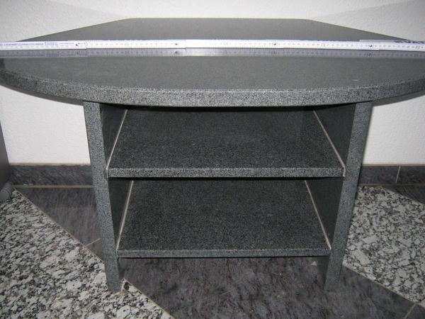 Tisch grau granit neu in gr fenberg gartenm bel kaufen for Tisch aus granit