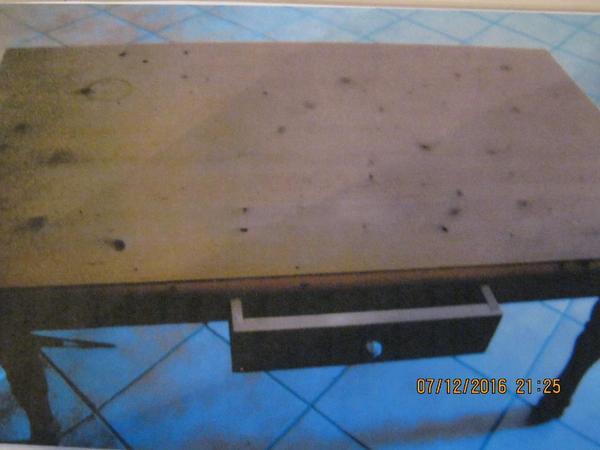 tisch schublade gebraucht kaufen nur 2 st bis 60 g nstiger. Black Bedroom Furniture Sets. Home Design Ideas