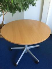 Tisch rund (höhenverstellbar)
