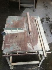 Tischgestell für Metabo-