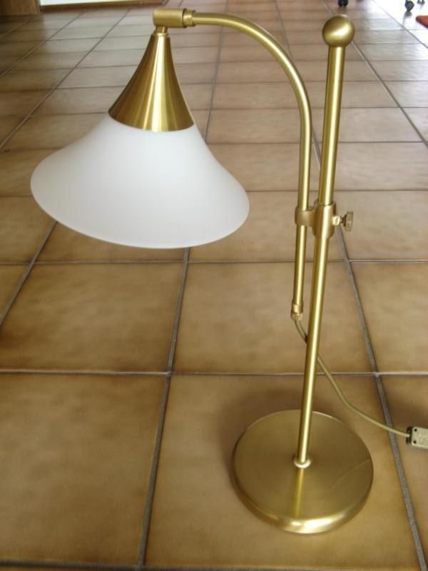 tischlampen messing neu und gebraucht kaufen bei. Black Bedroom Furniture Sets. Home Design Ideas