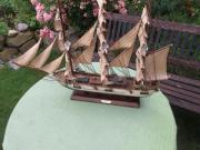 toller Dreimaster-Segelschiff
