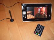 Tragbarer (Reise-)TV