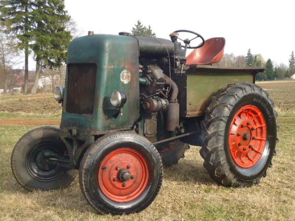 traktor ifa rs 03 30 aktivist oldtimer schlepper brief. Black Bedroom Furniture Sets. Home Design Ideas