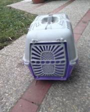 Transportbox lila