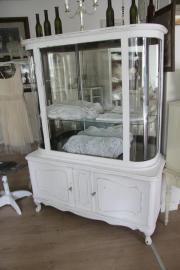 barock vitrine haushalt m bel gebraucht und neu kaufen. Black Bedroom Furniture Sets. Home Design Ideas