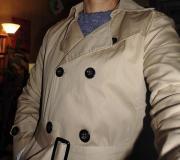 Trenchcoat Jacke trendige