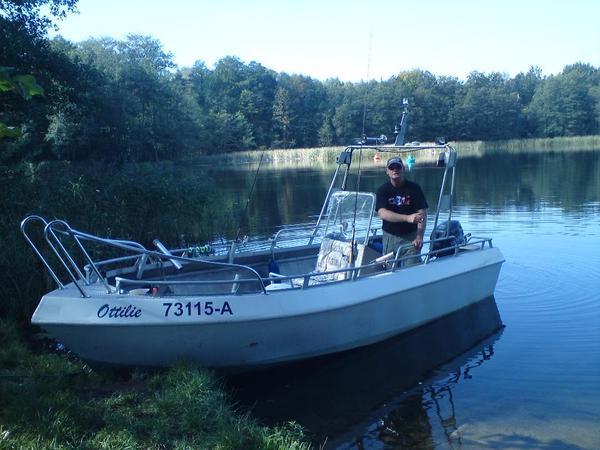 trolling alu angelboot in bad freienwalde motorboote kaufen und verkaufen ber private