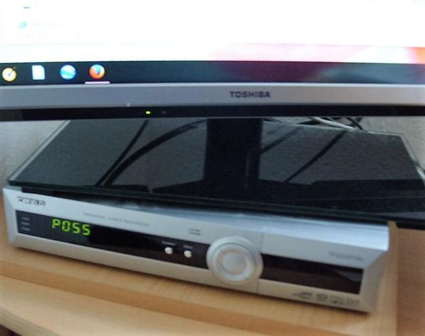 tv digitaler kabel receiver mit 500gb festplatte topfield. Black Bedroom Furniture Sets. Home Design Ideas