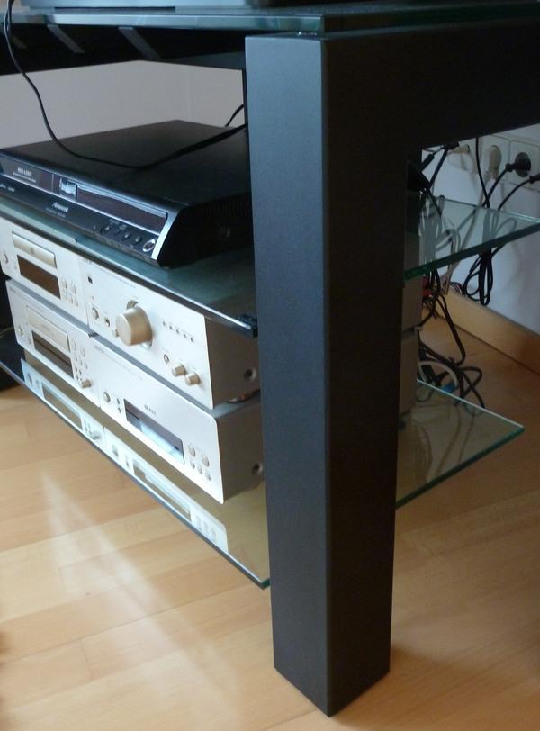 phono tv videom bel tv hifi rack focus 90 von schroers schroers berlin gebraucht. Black Bedroom Furniture Sets. Home Design Ideas