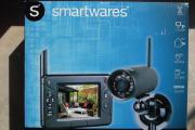 Überwachungs-Kamera mit