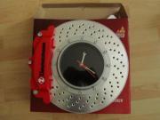 Uhr Wanduhr Werkstattuhr