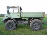 UNIMOG - Cabrio - 406 -