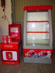 Unsere Kühlabteilung bietet .