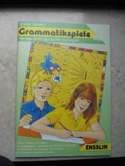Ursula Lauster, Grammatikspiele -