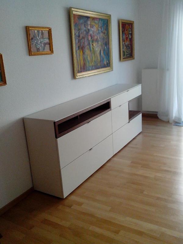 sideboard nussbaum neu und gebraucht kaufen bei. Black Bedroom Furniture Sets. Home Design Ideas