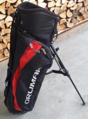 verkaufe Golftasche mit