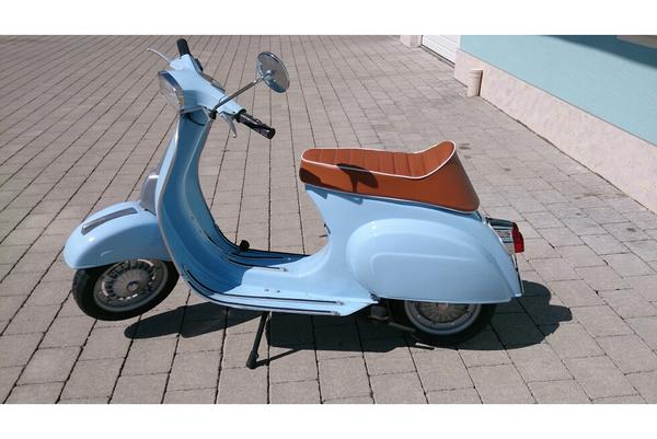 vespa 50n special bj 73 komplett restauriert in murnau. Black Bedroom Furniture Sets. Home Design Ideas