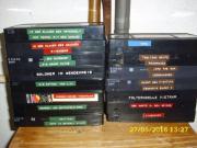 Vidiokassetten VHS