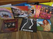Vinyl/Schallplatten. Kleines