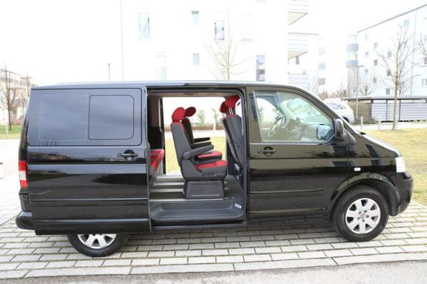 volkswagen t5 multivan comfortline in m nchen vw bus multivan caravelle kaufen und verkaufen. Black Bedroom Furniture Sets. Home Design Ideas