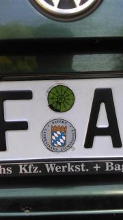 VW- Passat TÜV/