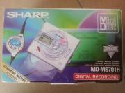 Walkman minidisc SHARP