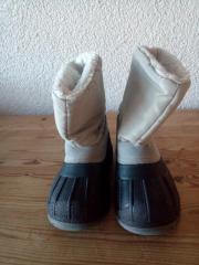 Warmen Stiefel