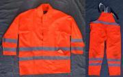 Warnschutz Anzug / Regenjacke &